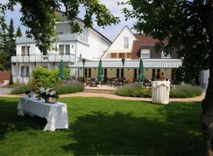Hotel Drei Birken Aussenansicht
