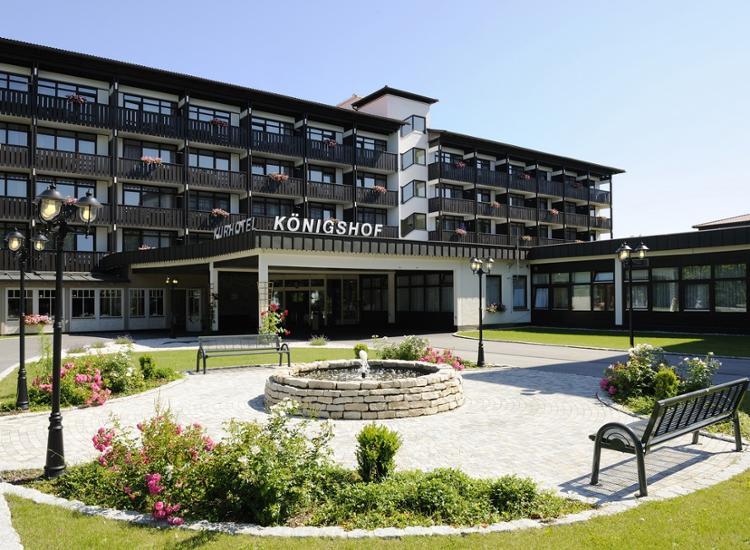 johannesbad hotel koenigshof multigutschein