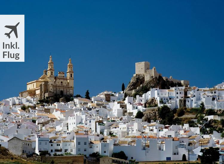 rundreise andalusien