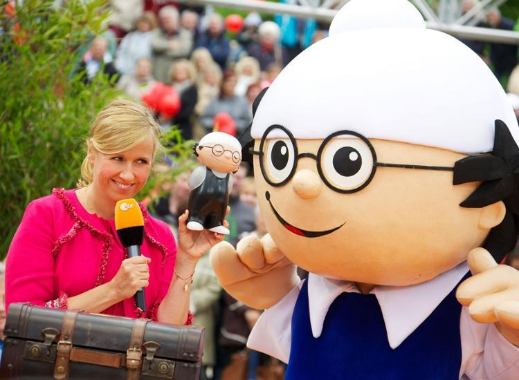 ZDF Fernsehgarten Show