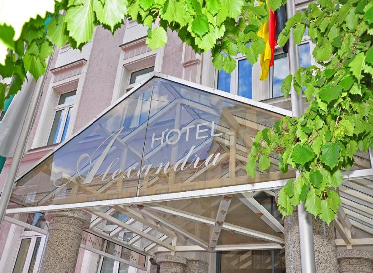 Hotel Alexandra in Plauen