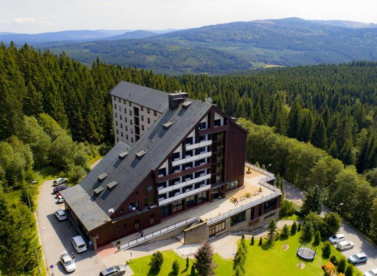 Orea Resort Horizont Aussenansicht