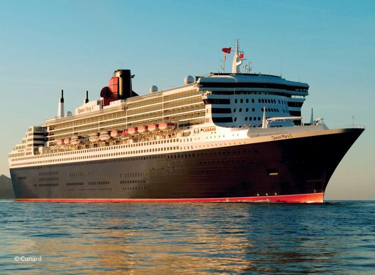 Queen Mary 2 ®Cunard