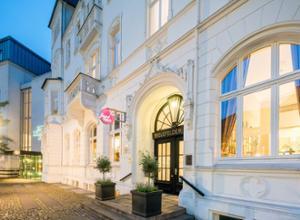 Bielefelder Hof Hotel Aussenansicht