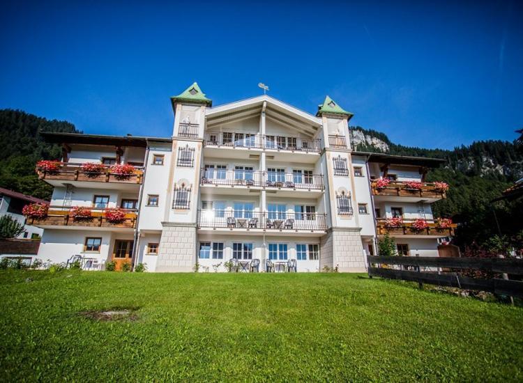 Alpenhotel Oberstdorf Aussenansicht