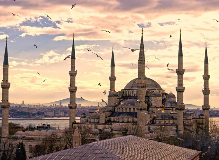 Ramada Istanbul Landschaft