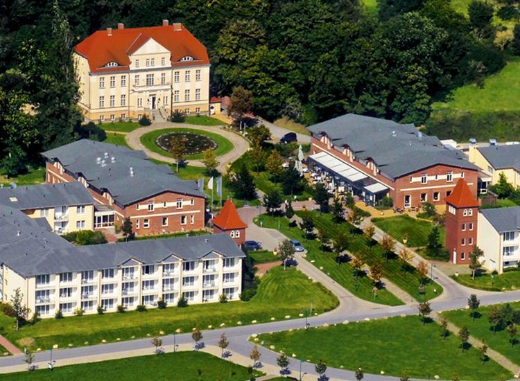 Precise Hotel Ruegen Aussenansicht