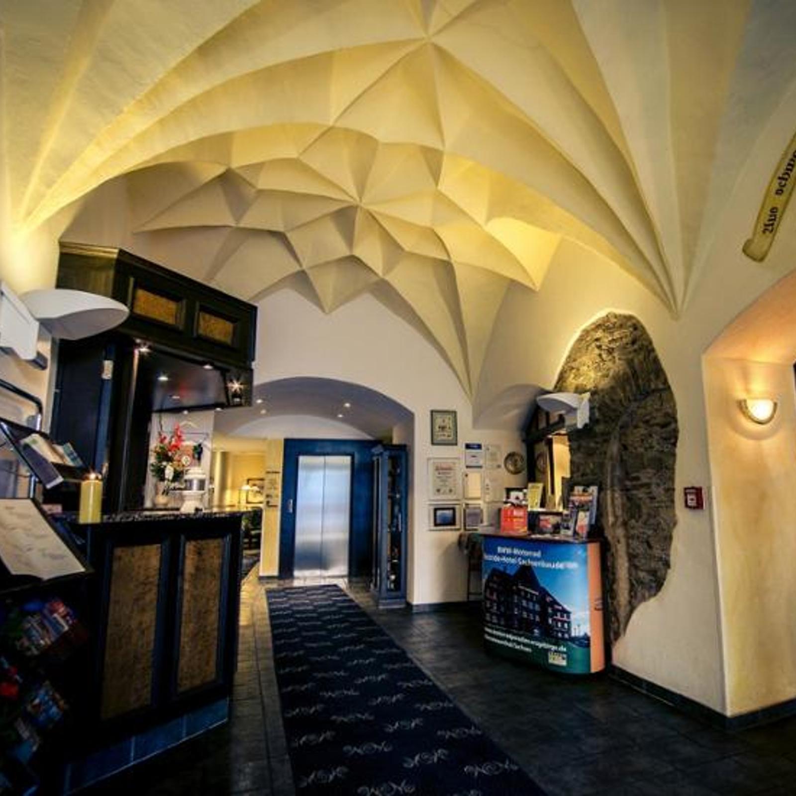 Kurzreise Erzgebirge Annaberg 3 Tage 4 Sterne Hotel 2 Personen Gutschein Sauna