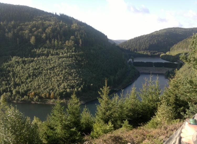 Cursdorfer Hoehe Landschaft