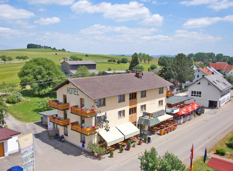 Hotel Sonnenhof Sonnhalde Aussenansicht