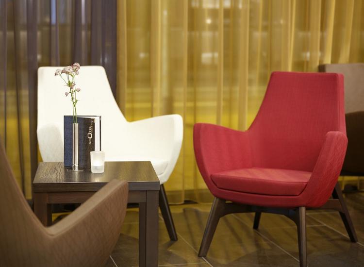 Kurzreise ruhrgebiet essen 3 tage im 3 sterne design hotel for Design hotel essen