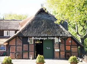 Mellingburger Schleuse Hamburg
