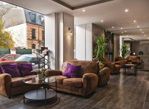 Hotel Alpha Lobby