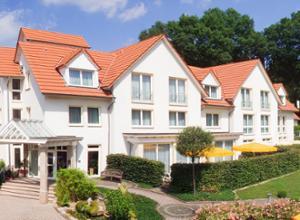Hotel Leugermann Aussenansicht
