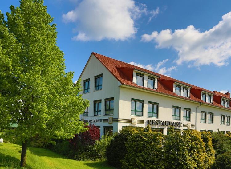 Sporthotel Radeberg Aussenansicht