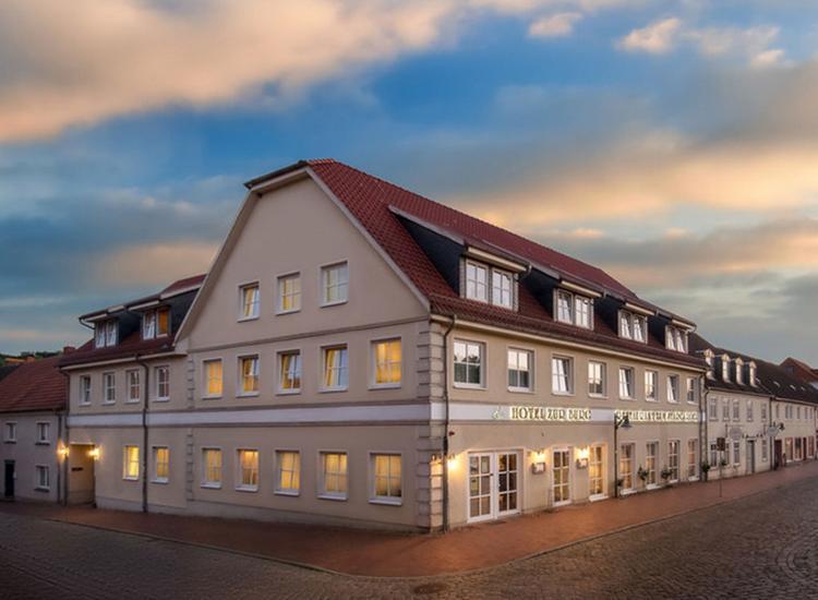Hotel zur Burg Umgebung