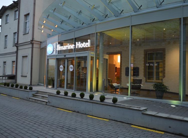 PK Hotel Tallinn Aussenansicht