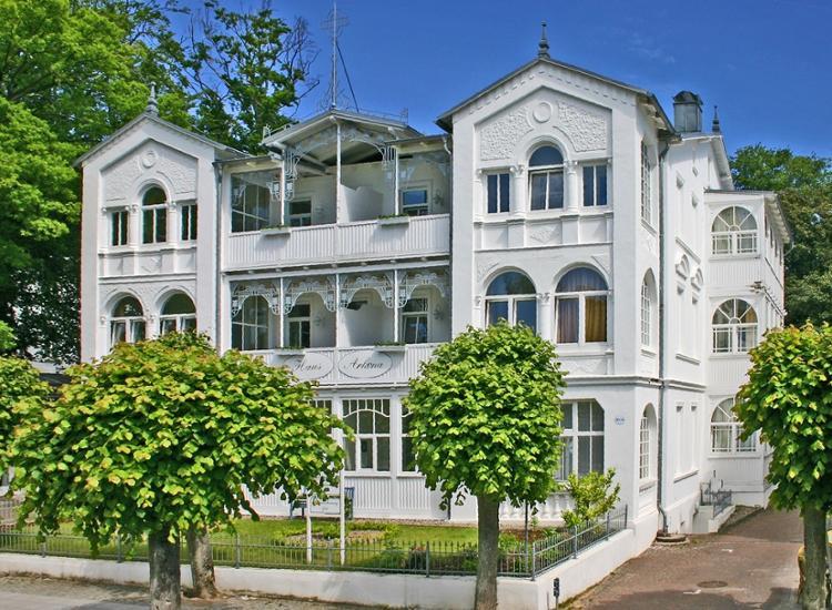 Haus Arkona Ostseebad Sellin Hotelzimmer