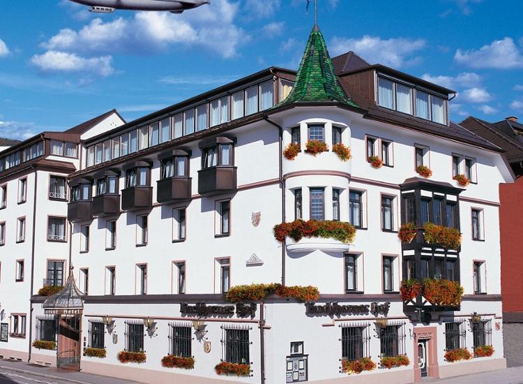 Kurzreise Bodensee Friedrichshafen 3 Tage 2 Personen 4 Sterne Hotel Gutschein