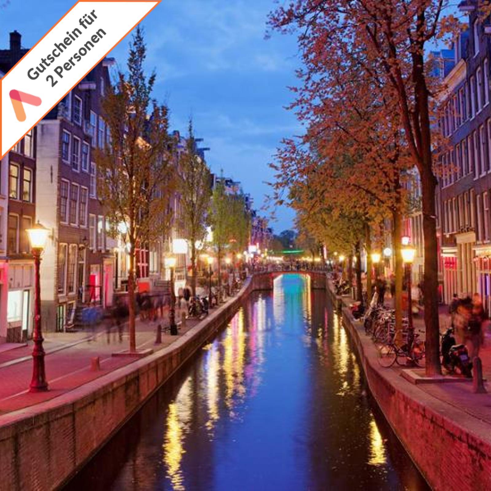 Kurzreise-Amsterdam-3-Tage-fuer-2-Personen-im-Best-Western-Plus-Hotel-Gutschein