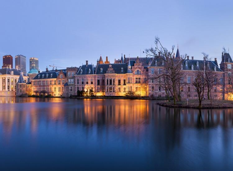 Kurzurlaub Den Haag Nordsee 6 Tage First Class Hotel für 2 Personen Gutschein