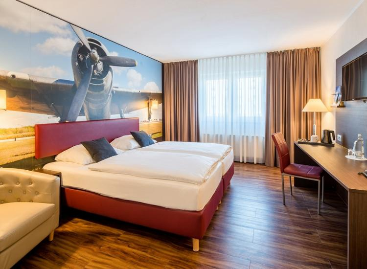 Amedia Hotel Suites Frankfurt Airport