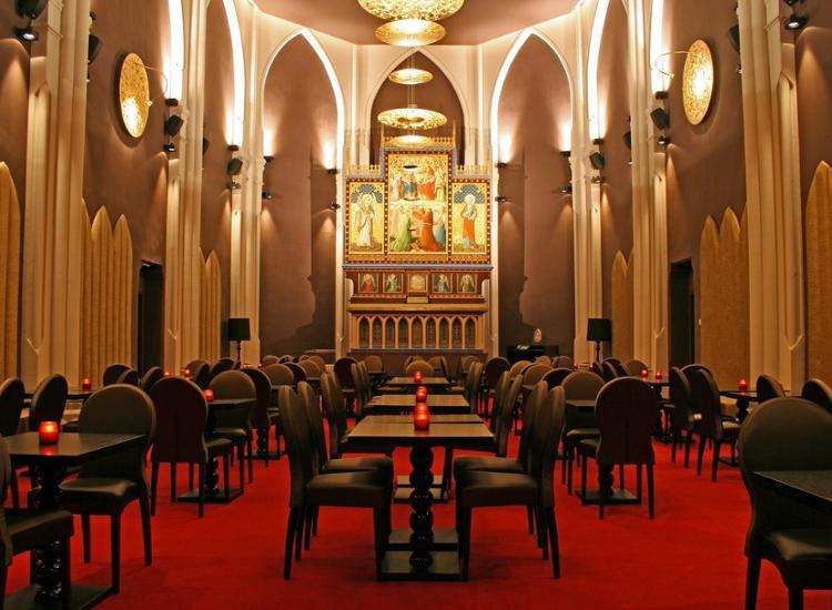 Martins Hotel Patershof Mechelen Restaurant