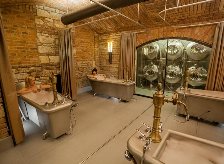 Hotel Vinohradsky Dum Prag Wellness