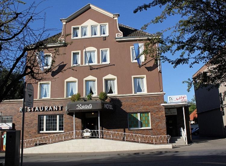 Hotel Bartels Aussenansicht