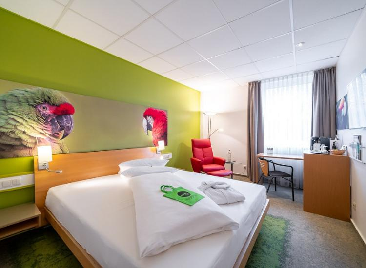 ANDERS Hotel Walsrode Doppelzimmer