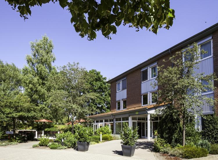 Anders Hotel Walsrode Aussenansicht