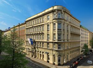 Hotel Bellevue Wien Aussenansicht