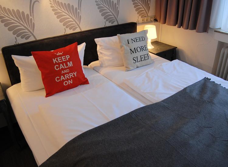 Hotel Krone Aachen Zimmer
