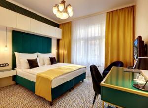 ASTORIA Hotel u Medical Spa Art Deco WOLKER