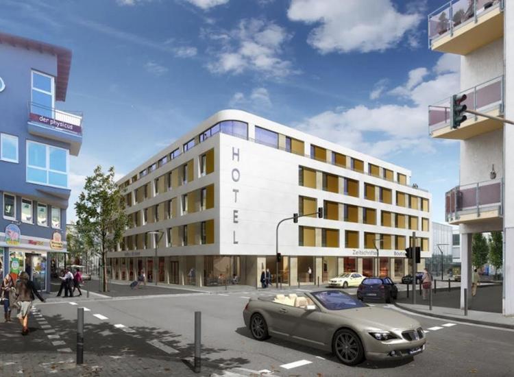 IBB Hotel Ingelheim Aussenansicht