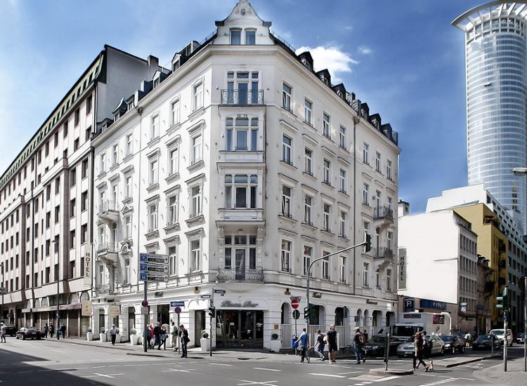 Grand Hotel Downtown Frankfurt Aussenansicht