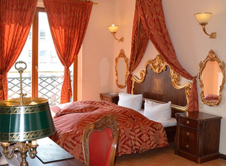 Albergo City Hotel Hotelzimmer