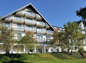 Alpina Lodge Oberwiesenthal Aussenansicht