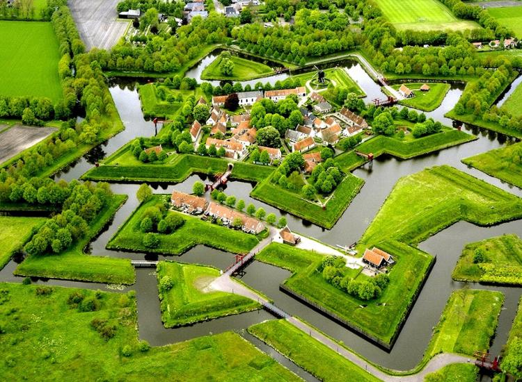 Kurzreise Holland Groningen Stadskanaal 3 Tage im 4 Sterne Hotel für 2 Personen 3