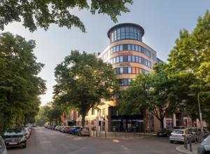 Scandic Berlin Kurfuerstendamm Aussenansicht