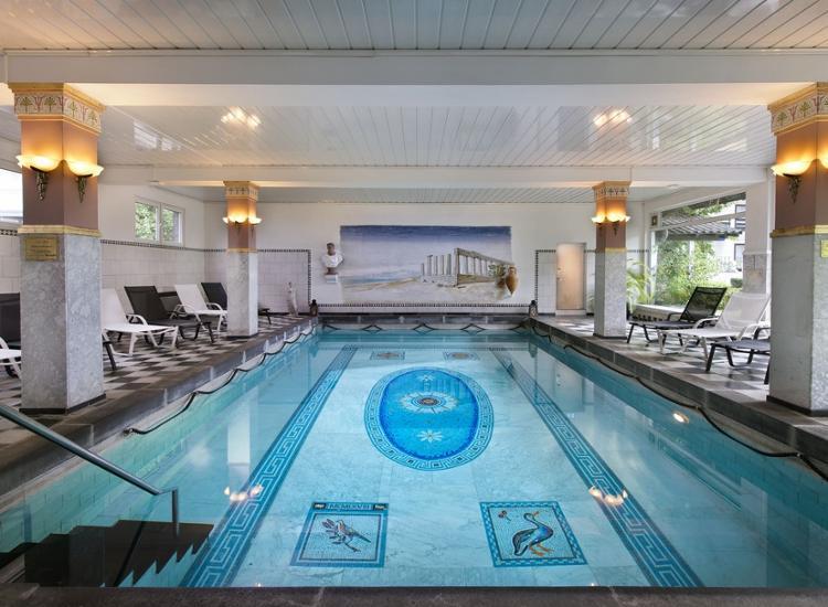 Wyndham Garden Gummersbach Schwimmbad