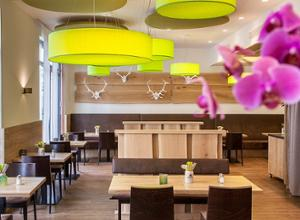 Bavaria Motel Muenchen Restaurant