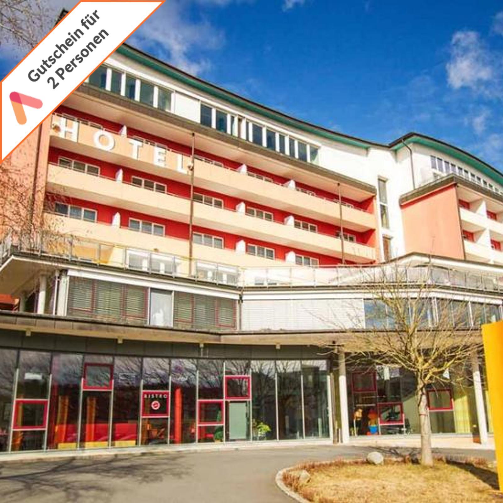 Wellness Kurzreise Bad Mergentheim 4 Tage 4 Sterne Hotel 2 Personen Gutschein