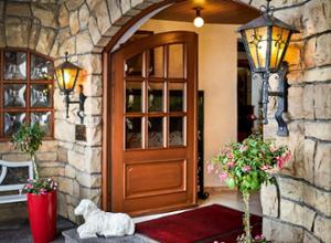 Hotel Restaurant Lamm Eingang