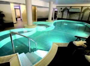 Hotel Residenz Bad Frankenhausen Pool