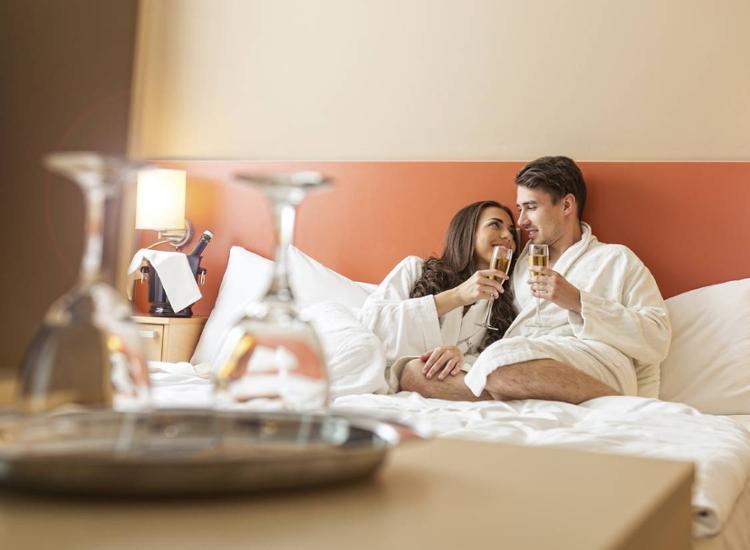 Romantische Tage zu zweit