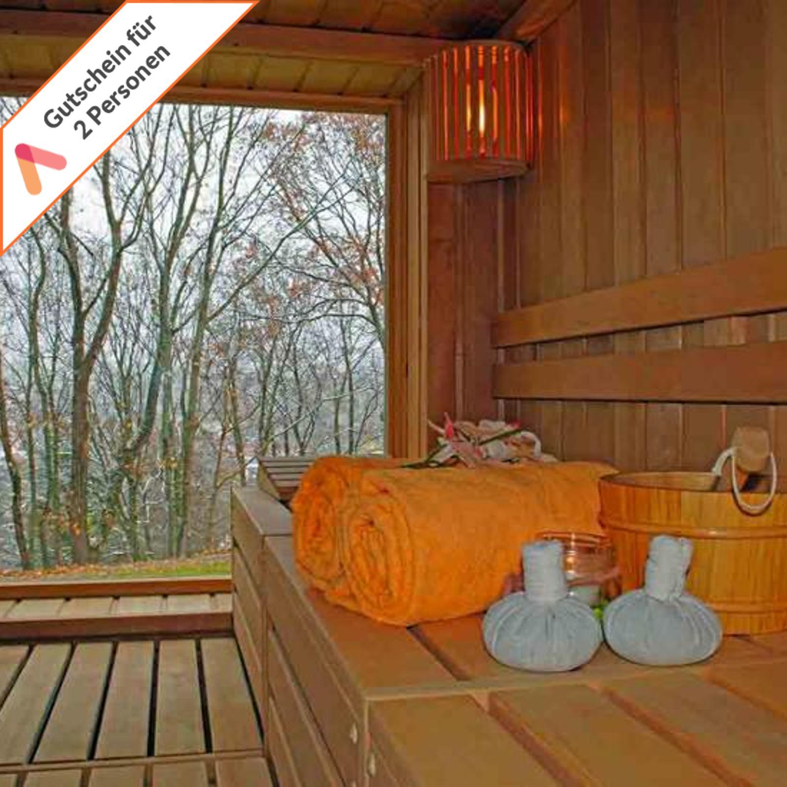 Kurzreise Rhön 3 Tage 4 Sterne Wellness Hotel für 2 Personen Hotelgutschein Pool