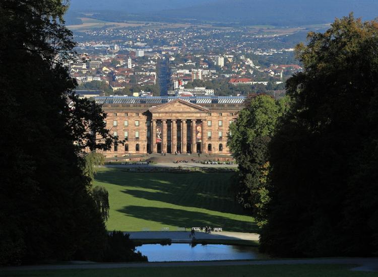 Schloss Wilhelmshoehe Kassel