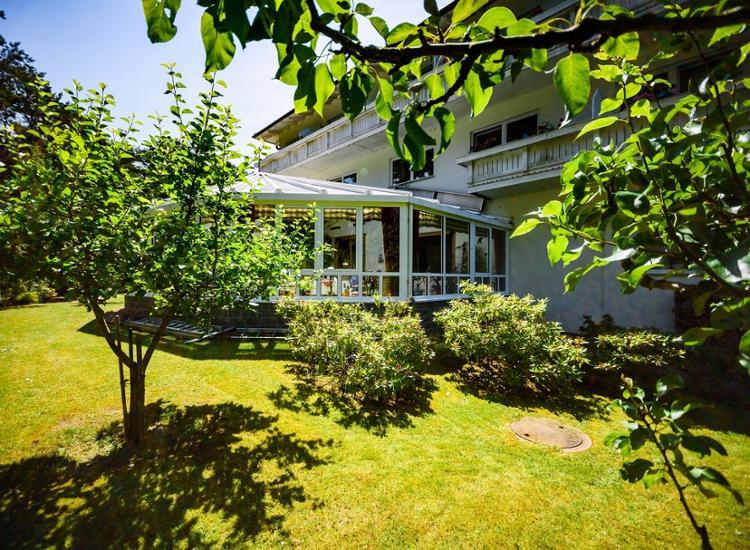 Hotel Nordkap Garten