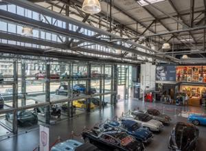 V8 Hotel Koeln Motorworld